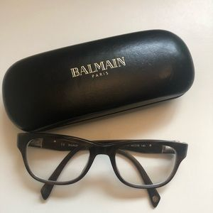 Authentic Balmain glasses frame